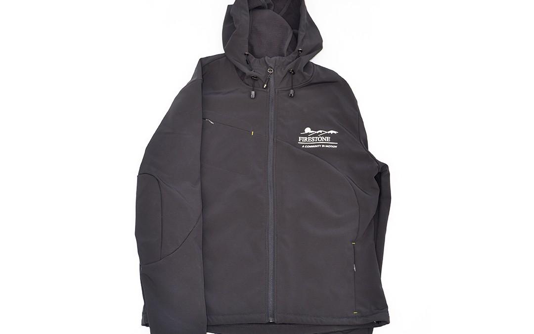 City Employee Jacket