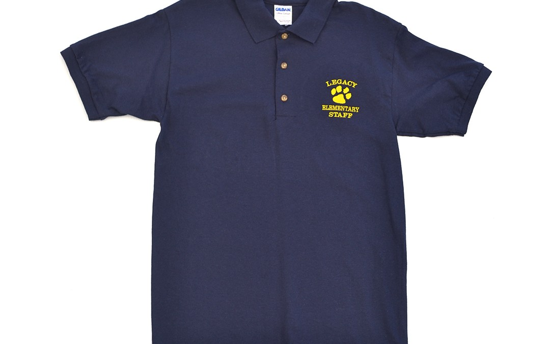 School Staff Polo