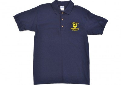 School Staff Polo